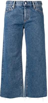 Simon Miller vintage wash jeans