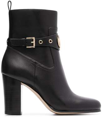 MICHAEL Michael Kors Heather ankle boots