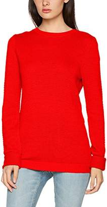 Vila CLOTHES Women's Vichassa L/s Knit Top-fav Jumper,(Size: Large)
