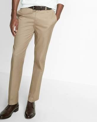 Express Slim Stretch Cotton Dress Pant