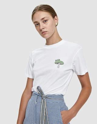 Ganni Haraway Embroidered Tee
