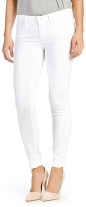 Women's Paige Verdugo Ankle Skinny Jeans $199 thestylecure.com