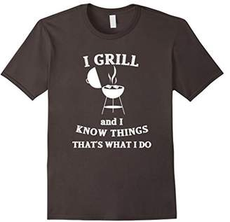 DAY Birger et Mikkelsen I Grill TShirts BBQ is What I Do Fathers Barbecue Gifts