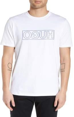 BOSS Dicagolino Extra Slim Fit Logo T-Shirt