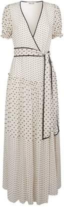Diane von Furstenberg Breeze Polka Dot Dress