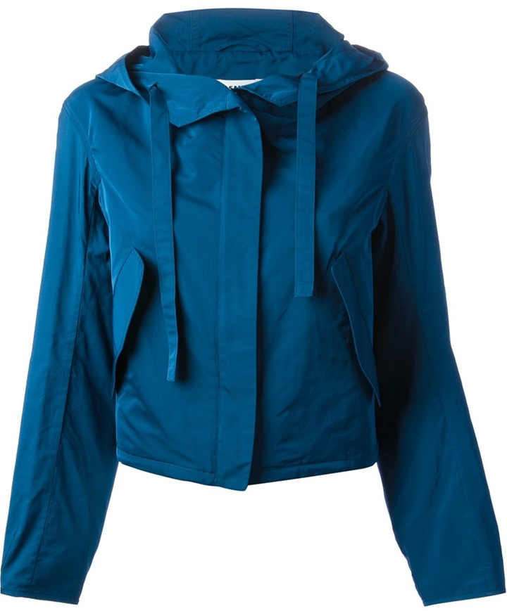 Jil Sander 'Remix' short jacket