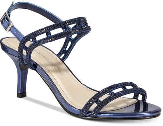 Caparros Happy Embellished Strappy Evening Sandals Women's Shoes