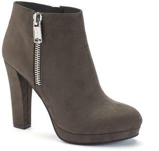 Juicy Couture Women's Platform Ankle Boots $79.99 thestylecure.com