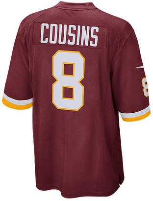 Nike Kirk Cousins Washington Redskins Game Jersey, Big Boys (8-20)