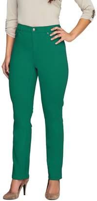 Liz Claiborne New York Regular Jackie Colored Slim Leg Jeans