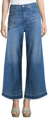 AG Adriano Goldschmied Women's Charlotte Wide-Leg Jeans