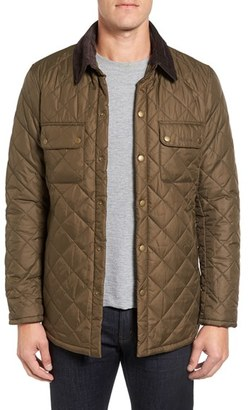 Men's Barbour 'Akenside' Quilted Jacket $199 thestylecure.com