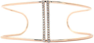 SPARKLE ALLURE city x city Rose-Tone Bar Cuff Bracelet