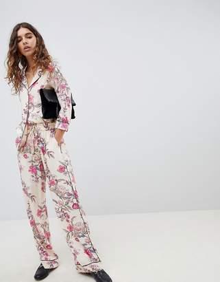 B.young Floral Printed Pants