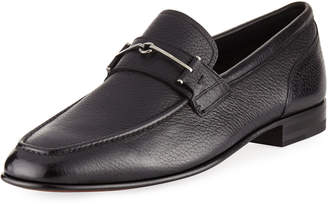 Bally Brignant Leather Horsebit Loafer