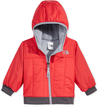 The North Face Reversible Yukon Hooded Puffer Jacket, Baby Boys (0-24 months) $80 thestylecure.com