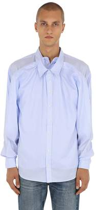 Y/Project Layered Cotton Poplin Shirt