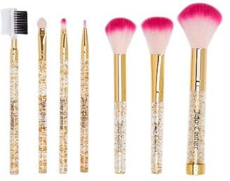 Juicy Couture Juicy 8-Piece Brush Set with Stand