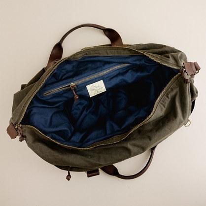 J.Crew Abingdon weekender bag