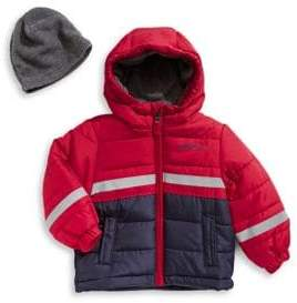 London Fog F.O.G. by Baby Boy's Padded Full-Zip Jacket