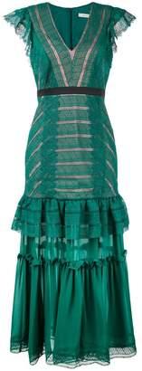 Three floor Riverside dress