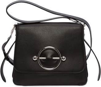 J.W.Anderson Disc Leather Crossbody Bag