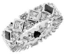 Michela Rhinestone Accented Ring