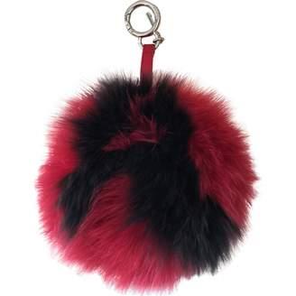 Fendi Abcharm Fox Bag Charm