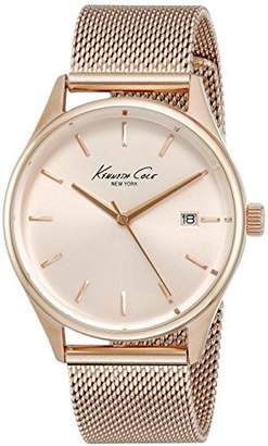 Kenneth Cole New York Women's 'Classic' Quartz Stainless Steel Dress Watch (Model: 10029400)