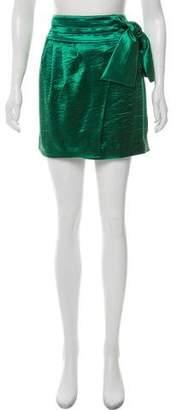 BA&SH Mini Wrap Skirt w/ Tags