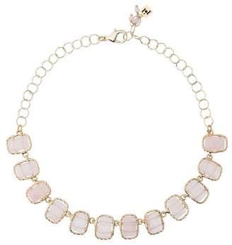Peppermint choker necklace