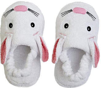 Yikes Twins Bunny Cotton Terry Slippers