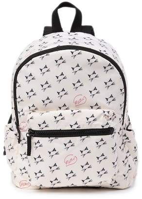 T-Shirt & Jeans Meow Backpack