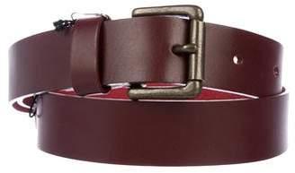 Sacai Leather Waist Belt w/ Tags