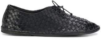 Marsèll woven lattice shoes