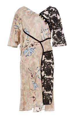 Mayle Maison Floral Leandra Dress