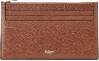Mulberry Leather Travel Card Holder
