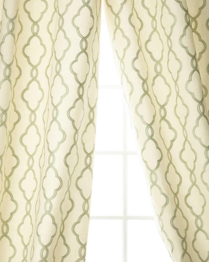 Creative Threads Plazo Linen/Cotton Drape, 108