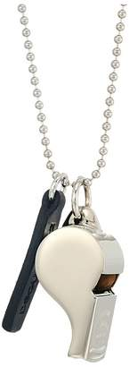 DSQUARED2 Whistle Necklace