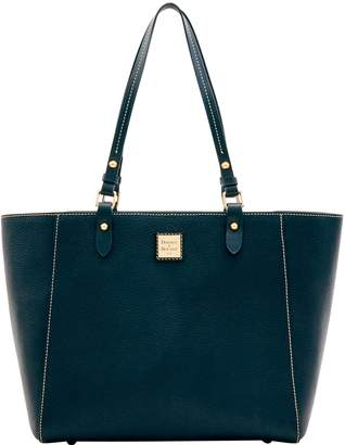 Dooney & Bourke Pebble Grain Large Janie Tote
