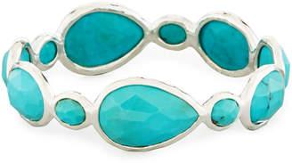 Ippolita Rock Candy Turquoise Large Gelato Bangle 0EYGwir
