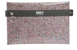 MM6 MAISON MARGIELA Glitter Pouch