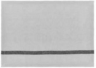 Set of 4 Dove Vintage Stripe Placemats