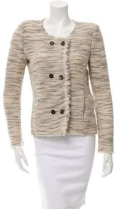 Isabel Marant Long Sleeve Tweed Jacket w/ Tags