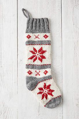 Anthropologie Woolen Sweater Stocking