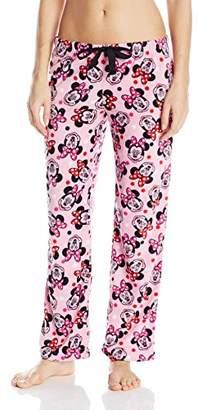 Disney Women's Minnie Mouse Fleece Pant $18 thestylecure.com