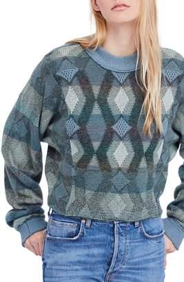 Free People Diamond Days Sweater