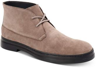 Calvin Klein Men Rueben Chukka Boots Men Shoes
