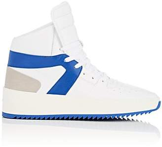 Fear Of God Men's Basketball Leather Sneakers - White