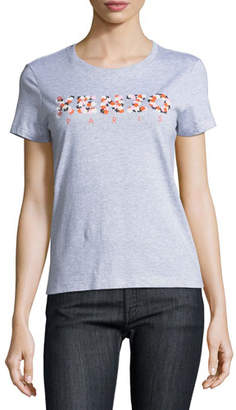 Kenzo Classic Fitted Logo Tee
